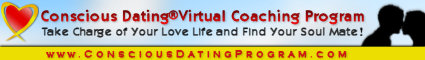 Conscious Dating Virtual Coaching Program for Singles
